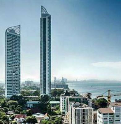 ขาย คอนโดพัทยา Reflection Jomtien Beach Condominium Pattaya